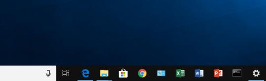 Windows 10(バージョン1803)でタスク バーに置いてあるプログラムをショートカットキーで起動
